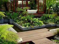 Outdoor: лучшие изображения (122) | Дизайн сада, Садовые ...