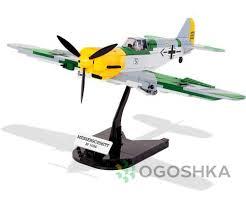 <b>Конструктор</b> Самолет Мессершмитт Bf-109E, серия Small <b>Army</b> ...