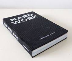 <b>Hard Work</b>. Made from stone. #Creative #Design #Book #<b>Cover</b> ...