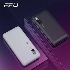<b>FPU Power Bank</b> 20000mah For Xiaomi Mi iPhone Portable ...