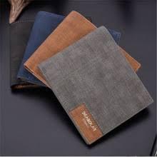 Высококачественный мужской двойной кожаный <b>бумажник</b> ...
