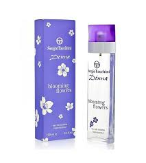 <b>Sergio Tacchini</b> Donna <b>Blooming</b> Flowers Eau de Toilette 100ml ...