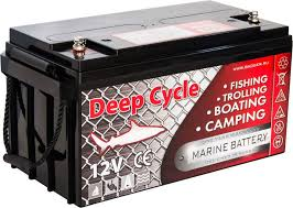 Аккумулятор Marine <b>Deep</b> Cycle AGM 90Ah 12V