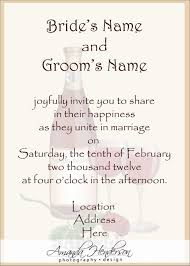 wedding invitation easy wedding invitation wording bride groom wedding invitation r tic wedding invitation wording from bride and groom wedding invitation wording hosted by