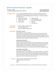 professional cook resume example cipanewsletter chef resume template example top 8 hospital cook resume samples