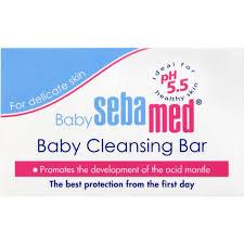 <b>Sebamed Baby Cleansing Bar</b> 100g - Clicks