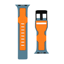 Civilian <b>Silicone</b> Watch <b>Strap for</b> Apple Watch Secure Durable ...