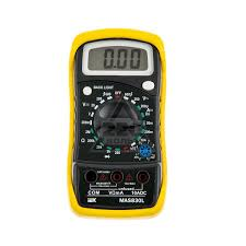 <b>Мультиметр Iek Master</b> MAS830L - купить, цена, отзывы: 15 ...