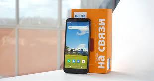 <b>Philips S561</b>: недорогой <b>смартфон</b> с крутой батареей и двойной ...