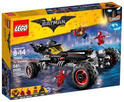 <b>Конструктор LEGO</b> The <b>Batman Movie</b> 70905 Бэтмобиль