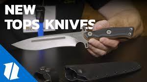 <b>New</b> TOPS <b>Knives</b> | <b>Blade</b> Show <b>2018</b> - YouTube