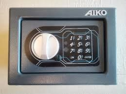 Обзор от покупателя на <b>Сейф</b> мебельный <b>AIKO T</b>-<b>140 EL</b> ...