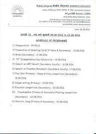kendriya vidyalaya kurnool panel of part time contractual teachers for the academic year 2016 17