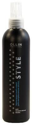 OLLIN Professional <b>Термозащитный спрей для</b> выпрямления волос
