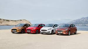 Next-<b>gen Ford Fiesta</b> officially debuts, big tech upgrades inside