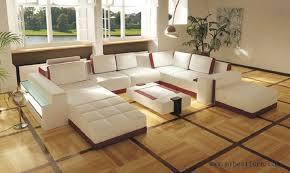 amazing white wood furniture sets modern design: free shipping luxury design sofa genuine leather
