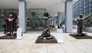 New <b>Statues</b> for Equality Rise Along 6th Avenue - Untapped <b>New York</b>
