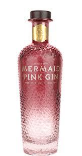 <b>Mermaid Pink</b> Gin - Isle of Wight Distillery