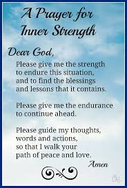 17 best quotes for strength quotes on strength dear oscar this prayer appeared on my fb timeline and it seemed so appropriate