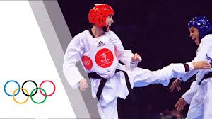 Australia's first ever <b>taekwondo</b> Olympic gold <b>medal</b> - Lauren Burns ...