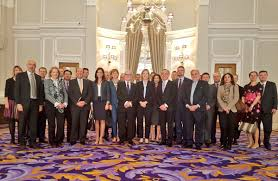 the commonwealth commonwealthsec twitter grazzi hafna eu prez eu2017mt for organising lunch briefing w amberrudd mp most insightful informative ty madame home secpic com