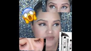 <b>4D</b> Fiber Lash <b>Mascara</b> dose it work????  GloriaRamos - YouTube
