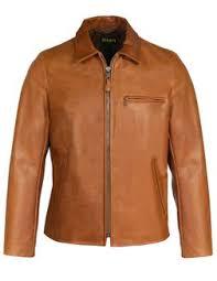 <b>Men's Leather</b> Jackets - Schott NYC