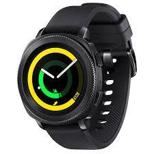Купить Смарт-<b>часы Samsung Gear Sport</b> SM-R600 Black в ...