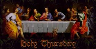 Image result for Holy thursday clipart