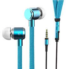 <b>Наушники Noiz Shoelaces Blue</b> 7703 199731 (Цвет: голубой) за ...