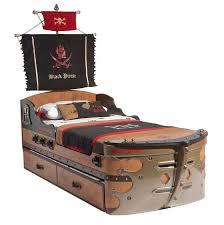 Детская <b>кровать корабль Cilek Black</b> Pirate, подростковая ...