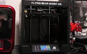 4 Review: <b>Flyingbear Ghost</b> 4S 3D Printer , it deserves your attention