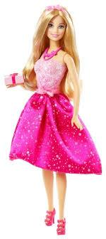 <b>Кукла</b>-<b>принцесса Barbie</b> Поздравление с Днем Рождения, 29 см ...