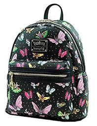 Loungefly Pokemon Butterfly Mini Backpack | Casual ... - Amazon.com