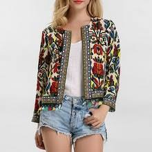 Buy coat floral and get free shipping on AliExpress.com
