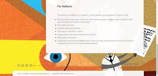 academic journal review script peer review management system prev