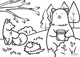 Small Picture Animal Coloring Page Jungle Safari Coloring Pages Images Of Animal