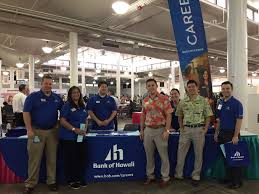 bank of hawaii interview questions glassdoor bank of hawaii photo of boh managers and recruiters at job fair