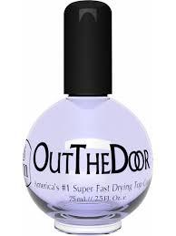 Out The Door Супербыстрая <b>сушка</b>-<b>закрепитель</b> лака, 68мл <b>INM</b> ...