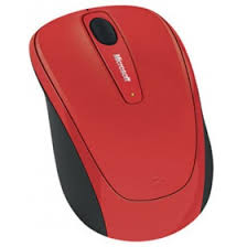 <b>Мышь</b> Microsoft Wireless Mobile <b>Mouse</b> 3500 Flame Red (GMF ...