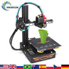 <b>KINGROON DIY 3D Printer</b> KP3S Upgraded High precision 3D ...