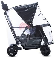 <b>Дождевик Joovy для коляски</b> Caboose Ultralight. Купить дождевик ...