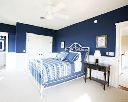 amazing white and dark blue bedroom color 500x400 home design inspiration ideas blue room white