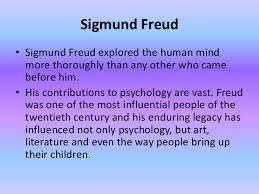 essay about sigmund freud psychoanalytic theory   homework for youessay about sigmund freud psychoanalytic theory