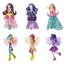 <b>Кукла</b> MLP <b>Equestria Girls Делюкс</b> Летний лагерь Б в ассортименте