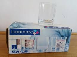<b>Набор стаканов luminarc New</b> York 250 мл. 6 шт – купить в ...