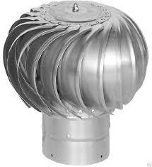<b>Турбодефлектор</b> крышный <b>ТД</b>-<b>110 оцинкованный</b> – купить в ...