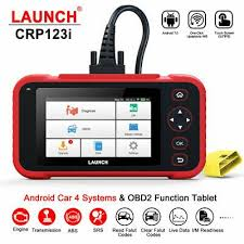 (eBay Advertisement) <b>LAUNCH X431 CRP123i</b> Car Diagnostic ...