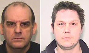 Convicted paedophiles Phillip Skitt (left) and Joseph John Hawley. They met Patrick Lennon through the internet. Skitt and Lennon then encouraged Hawley to ... - Philip-Skitt-and-Joseph-H-005