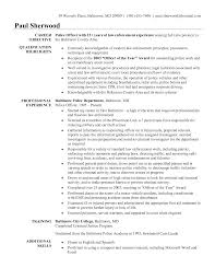 examples teamwork skills for resume sample resume template examples teamwork skills for resume resume sample police samples entry level resume sample example police resumes